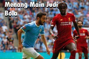 Menang Main Judi Bola